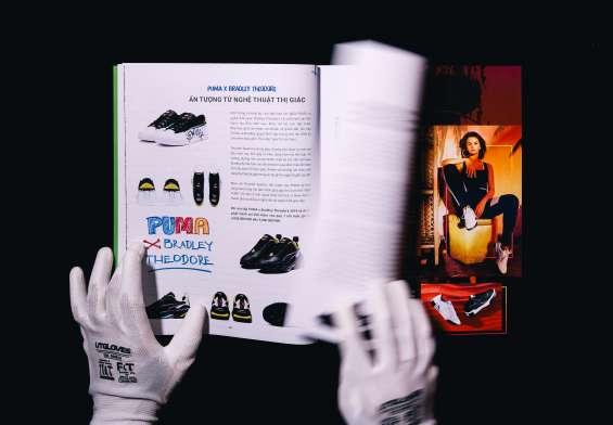 "7 điều thú vị về cuốn Ấn phẩm SNKRVN tập 02 ""THE CONTEMPORARY CULTURE"" | #snkrvn02"